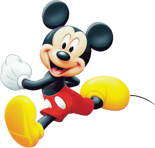 Mickey Mouse PNG