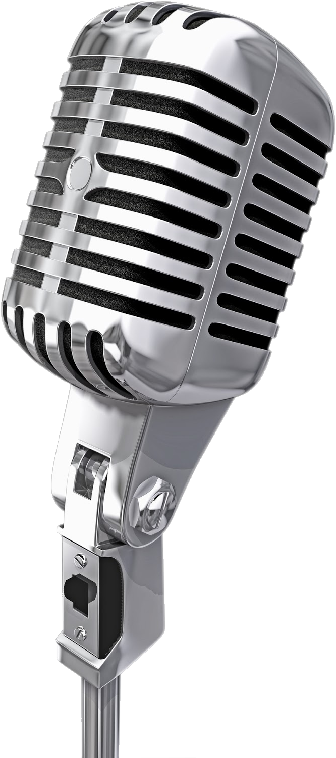 Microphone PNG image