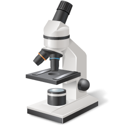 Microscope PNG