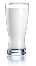 Glass of milk PNG