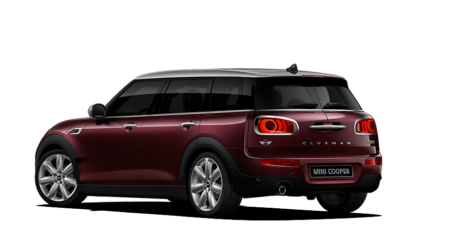 Mini clubman PNG