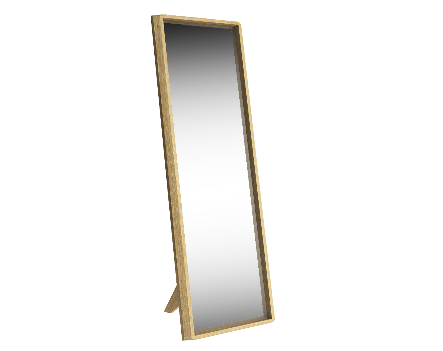 how to change mirror image