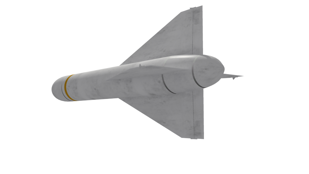 Missile PNG