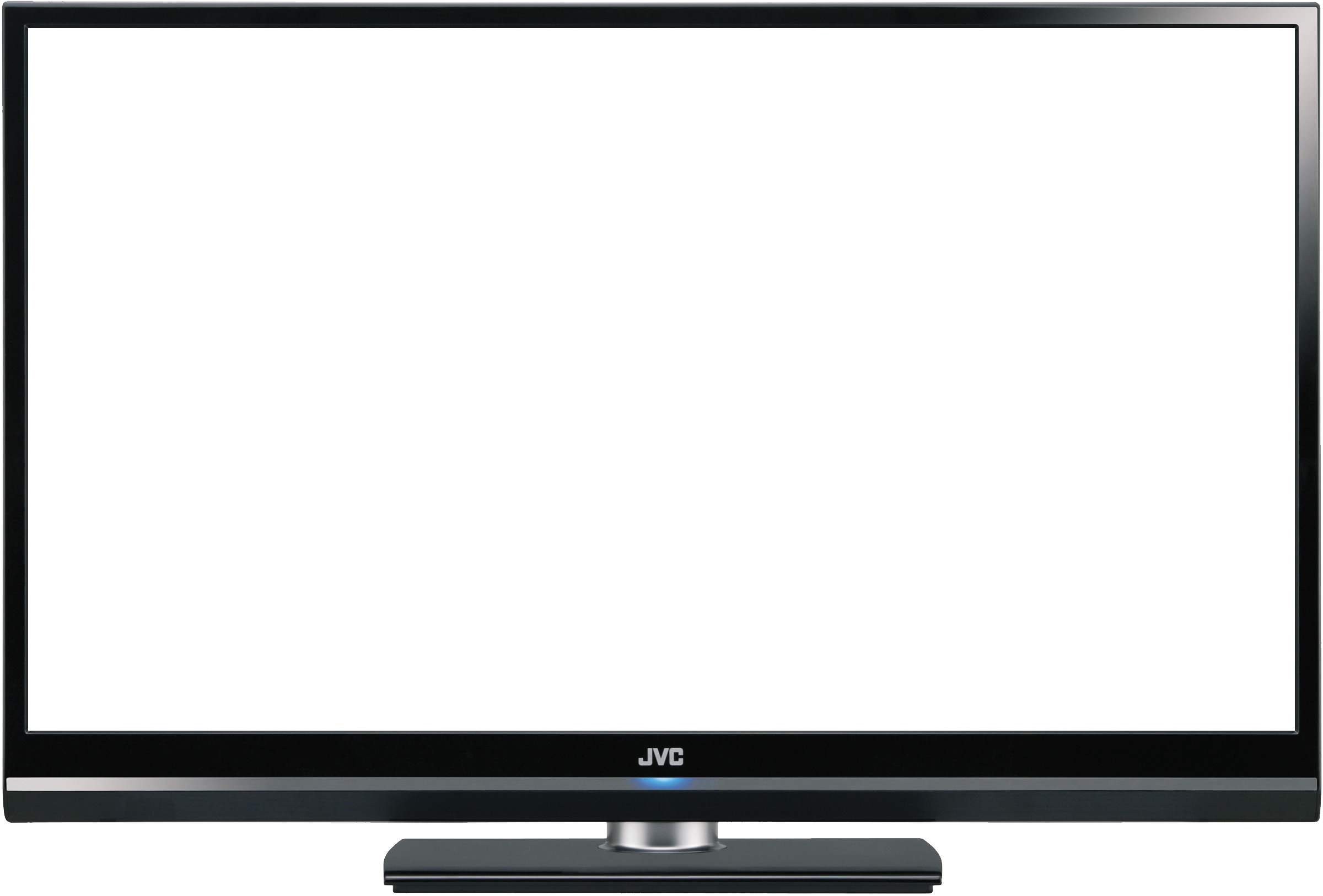 Monitor transparent LCD PNG image