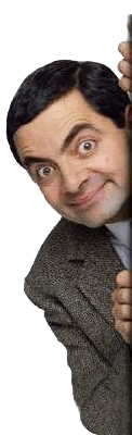 Mr. Bean PNG