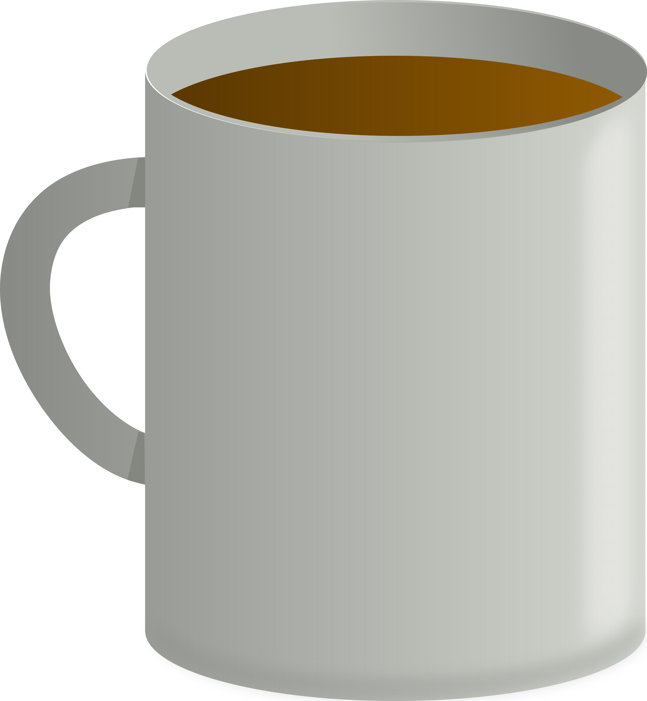 Mug coffee PNG