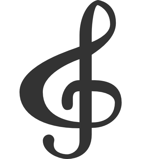 Note clef PNG