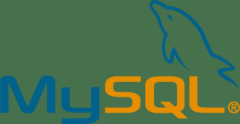 MySQL logo PNG images