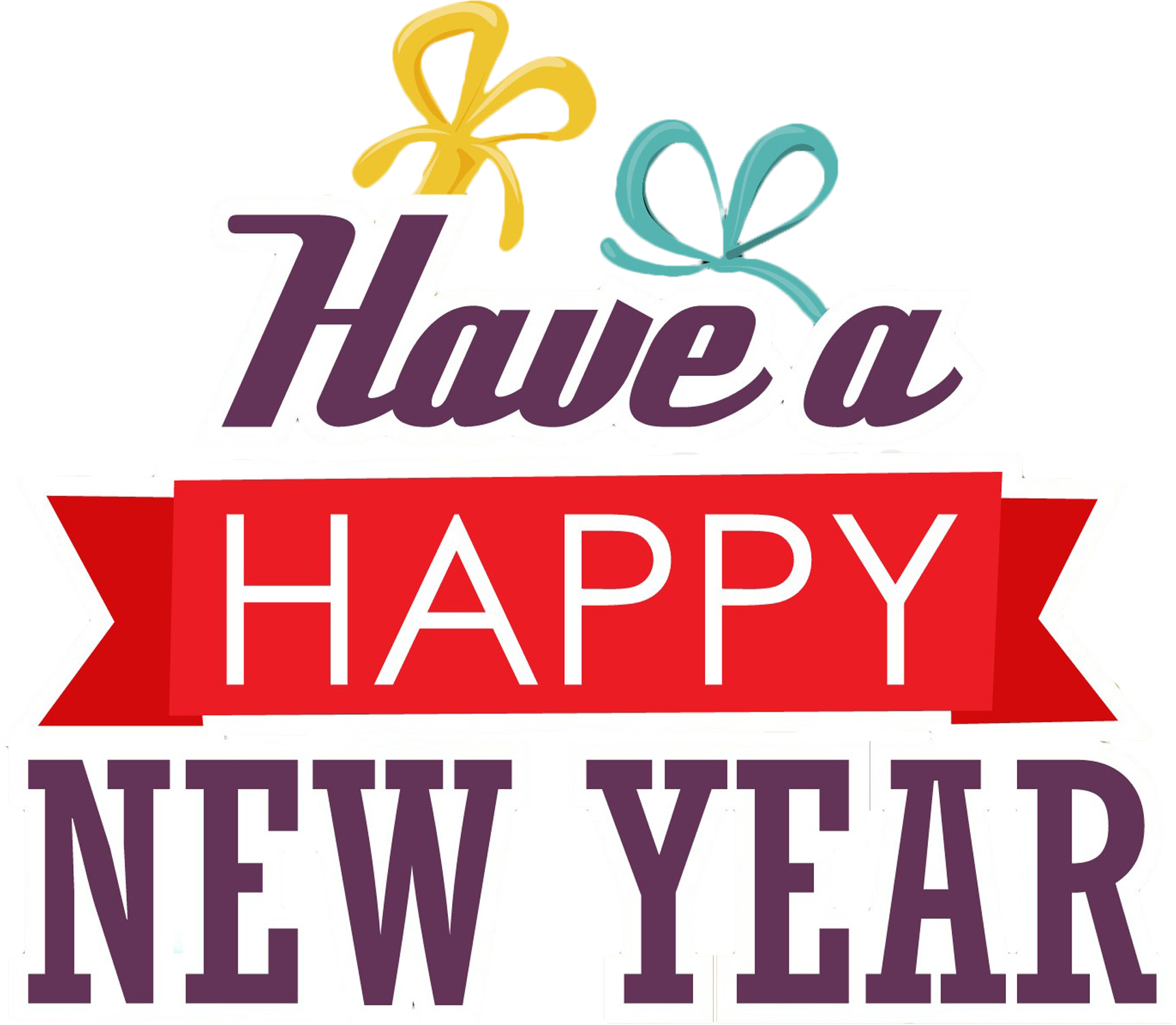 Happy New Year Png Images 102