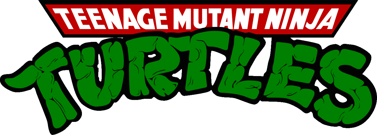 Ninja Turtles logo PNG