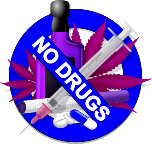 No drugs PNG