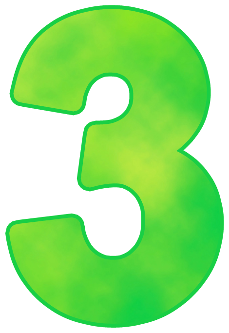 Number 3 Png Images Free Download  3 Png