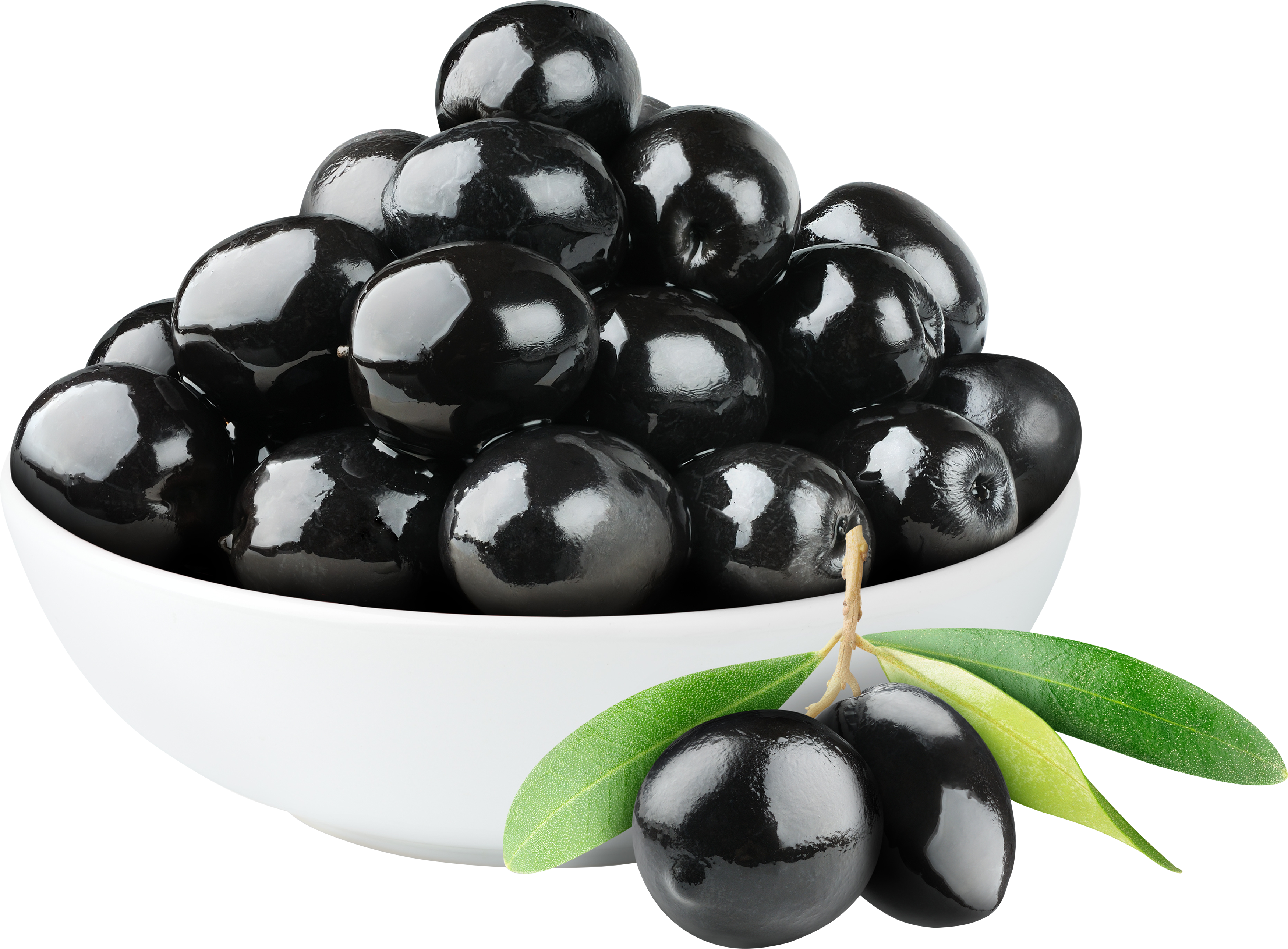 Black olives PNG