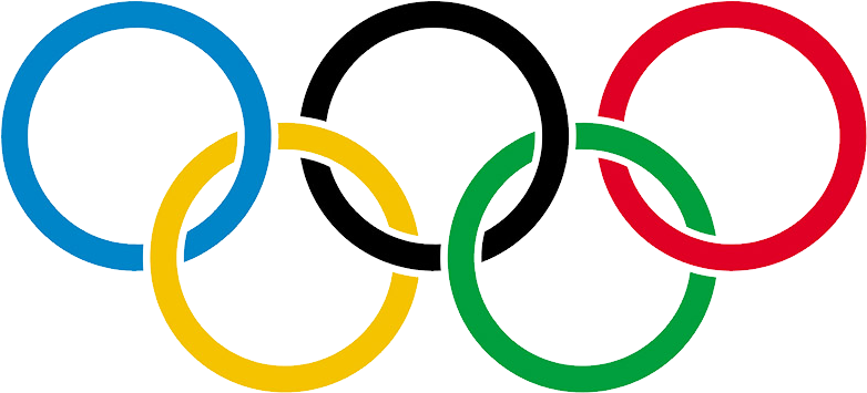 Olympic rings PNG
