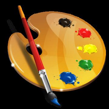 Palette PNG image free Download