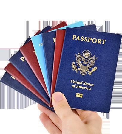 Passport PNG