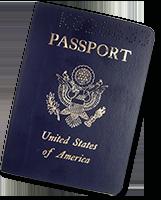 Passport USA PNG