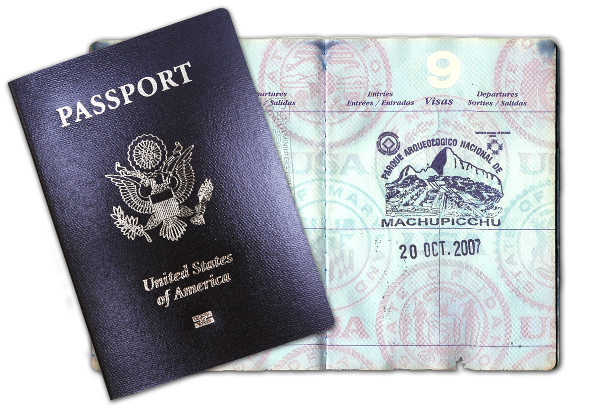 Passport PNG