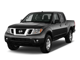 Pickup Nissan truck PNG