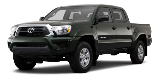 Pickup Toyota truck PNG