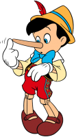 Pinocchio PNG