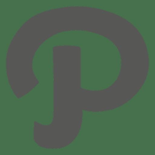 Pinterest logo PNG