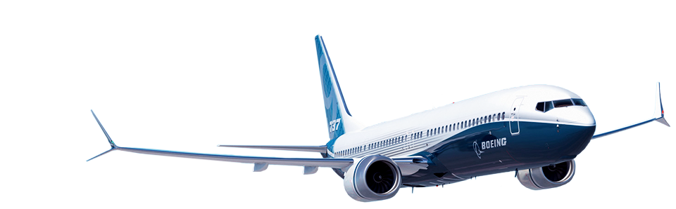 Boeing PNG plane image