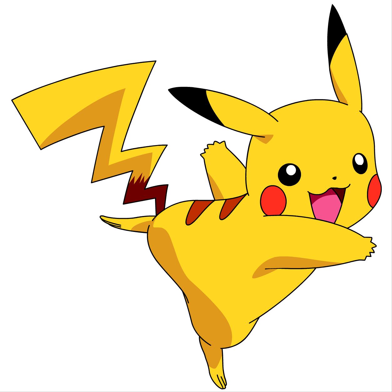 Pikachu PNG
