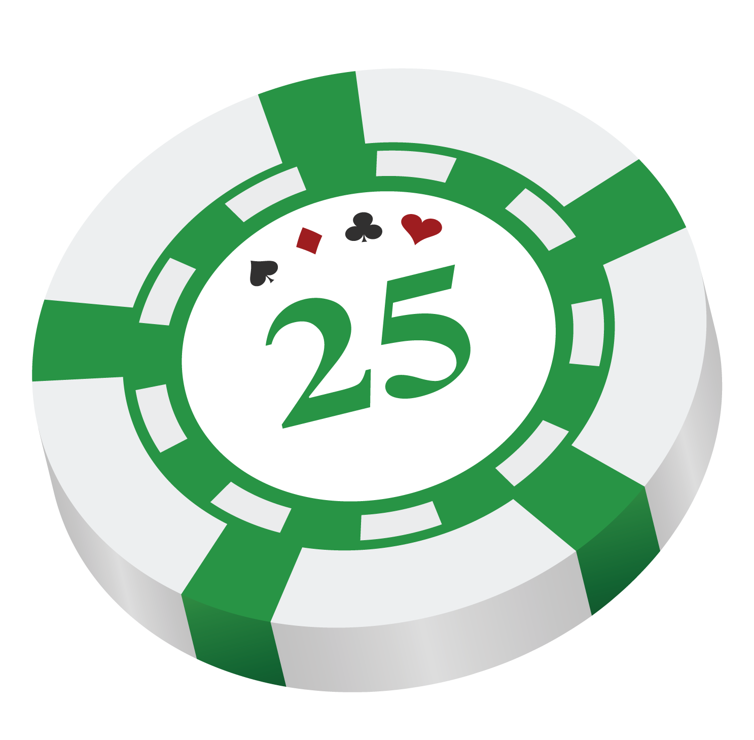 Poker chip PNG