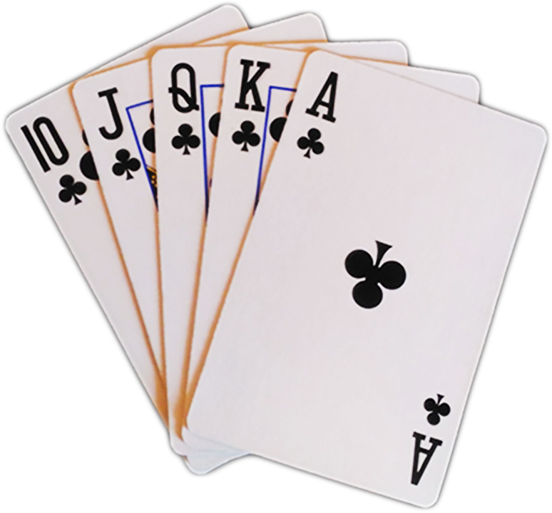 Poker cards PNG