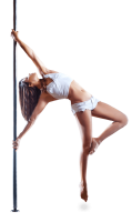 Pole dance PNG, Танец на шесте PNG