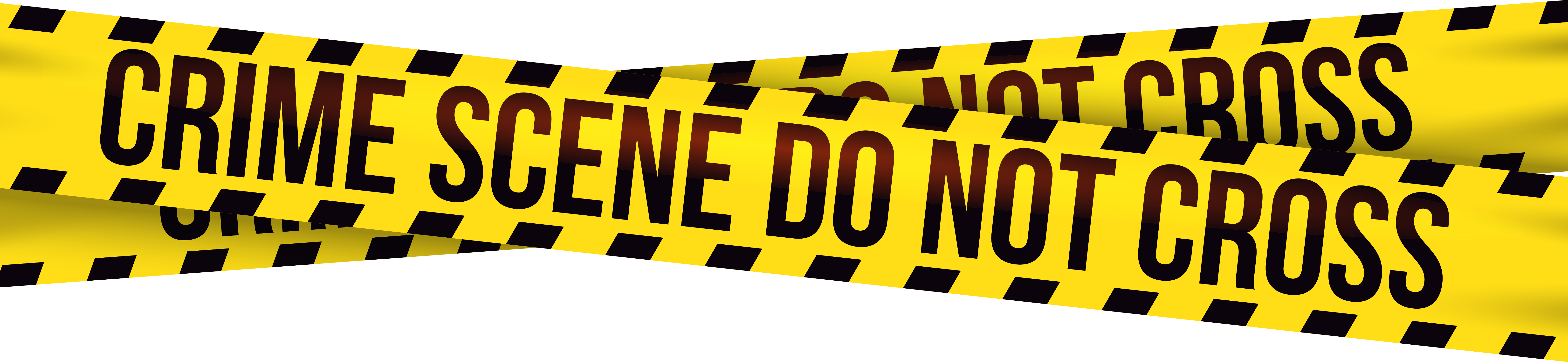 Police tape PNG