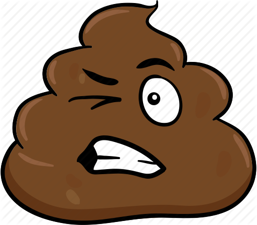 Poop icon PNG