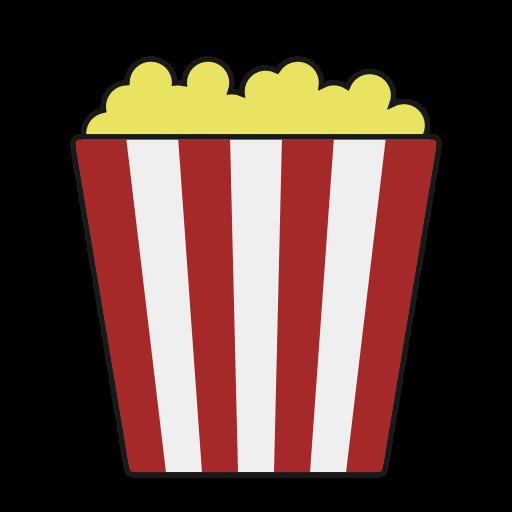 Popcorn PNG image free Download