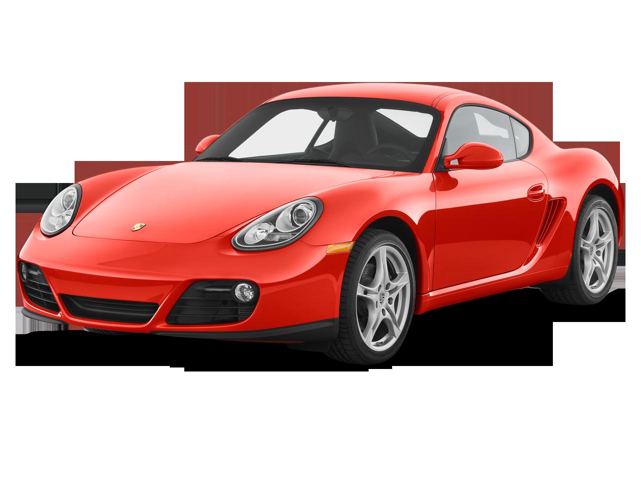 Porsche car PNG image