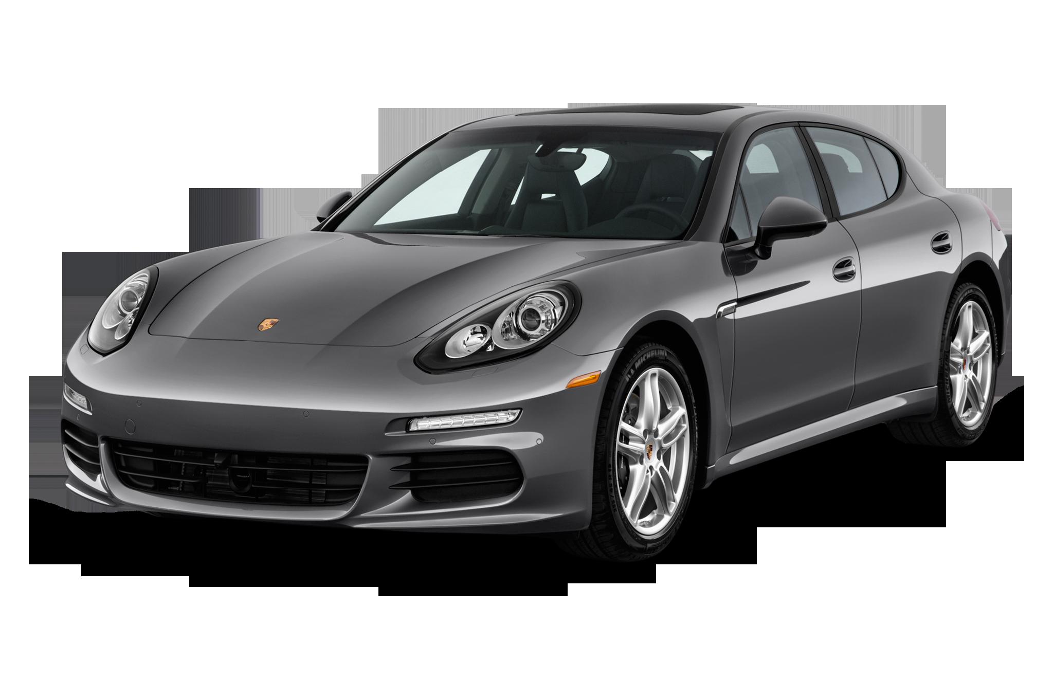 2015 Porsche Panamera 4 Door