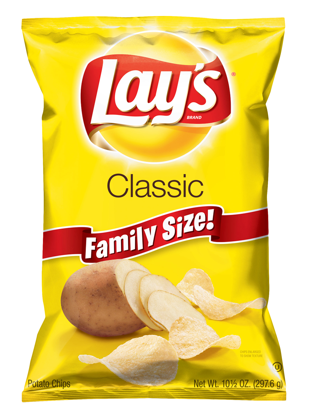 Potato chips PNG