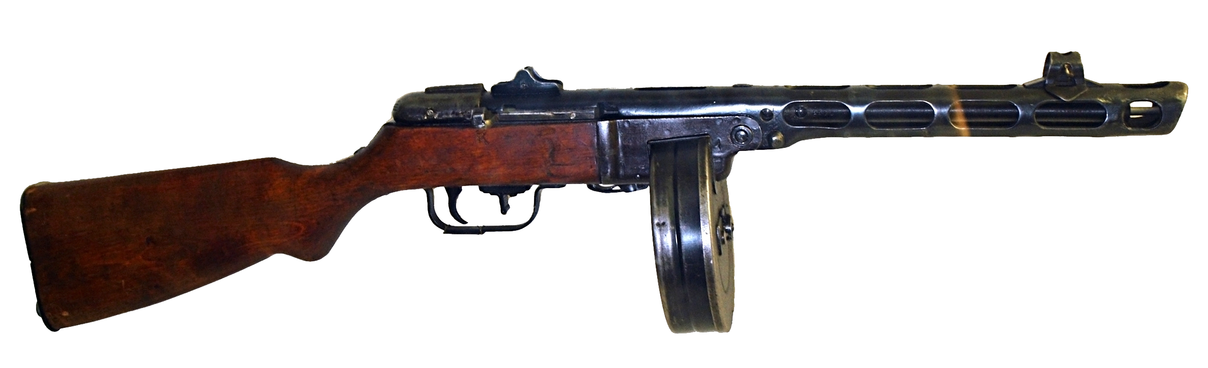 PPSh-41 PNG
