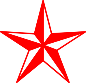 Red star PNG