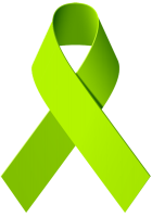 green ribbon PNG image