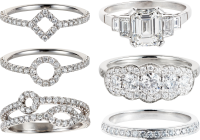 Jewelry rings PNG
