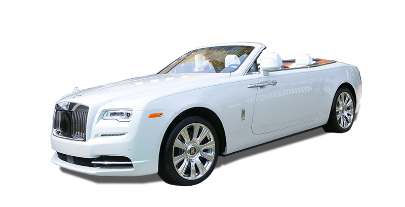 Rolls Royce car PNG