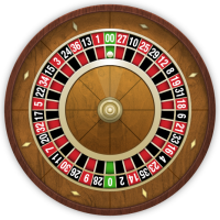 Casino roulette PNG
