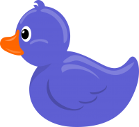 Rubber duck PNG