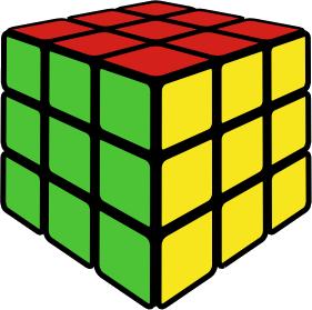 Rubik's Cube PNG images