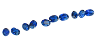Sapphire gems PNG