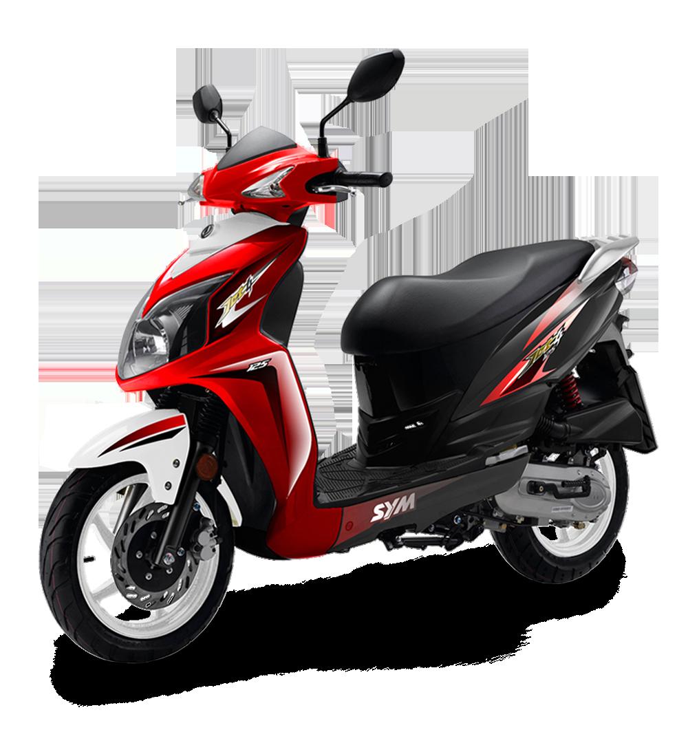 Sym moped 16