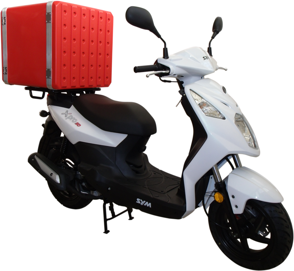 Scooter PNG image