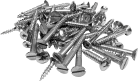 Many screws PNG