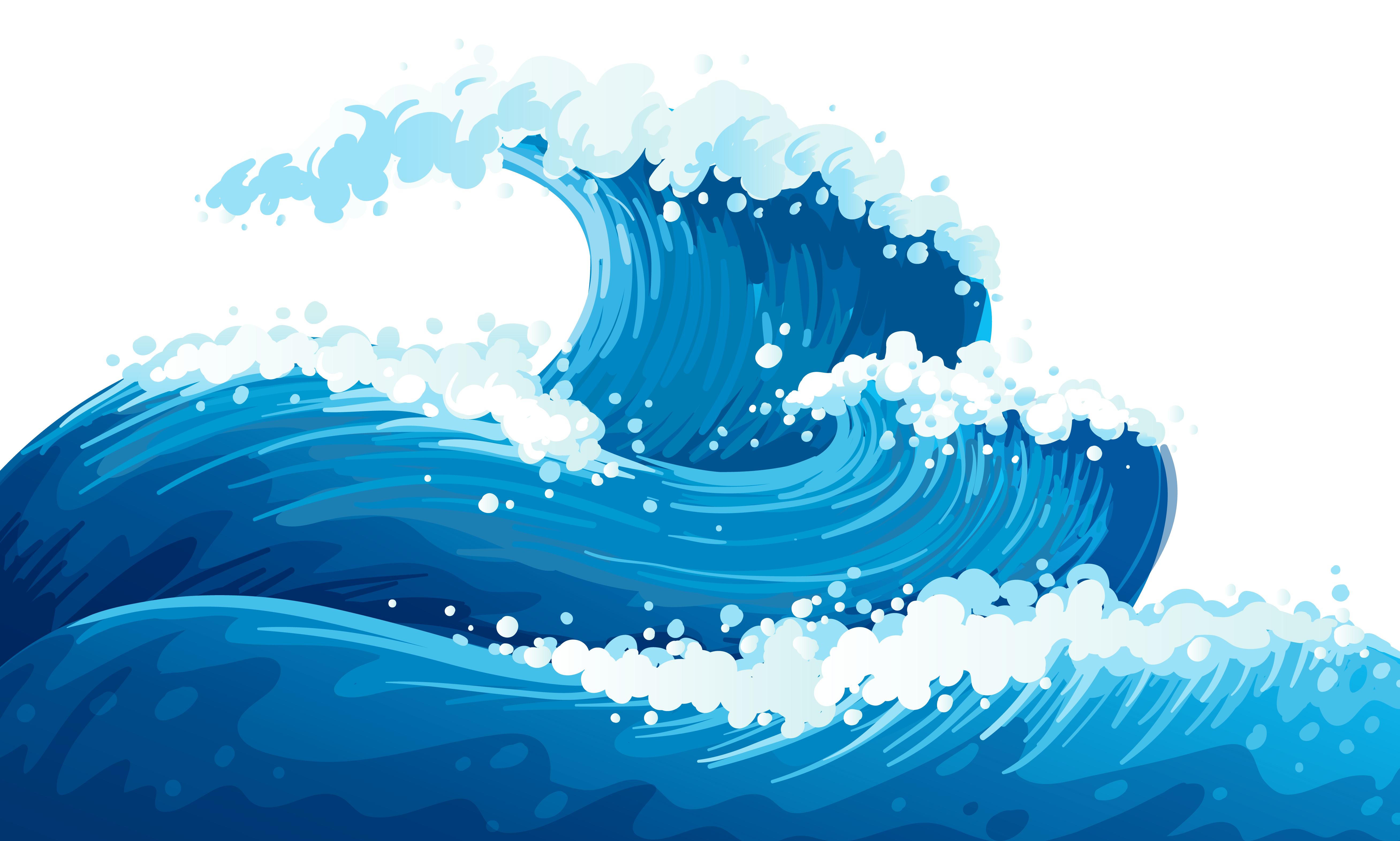 Sea wave PNG